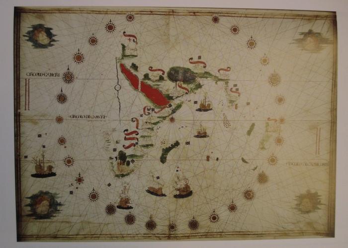 Mapa de Wolfenbüttel