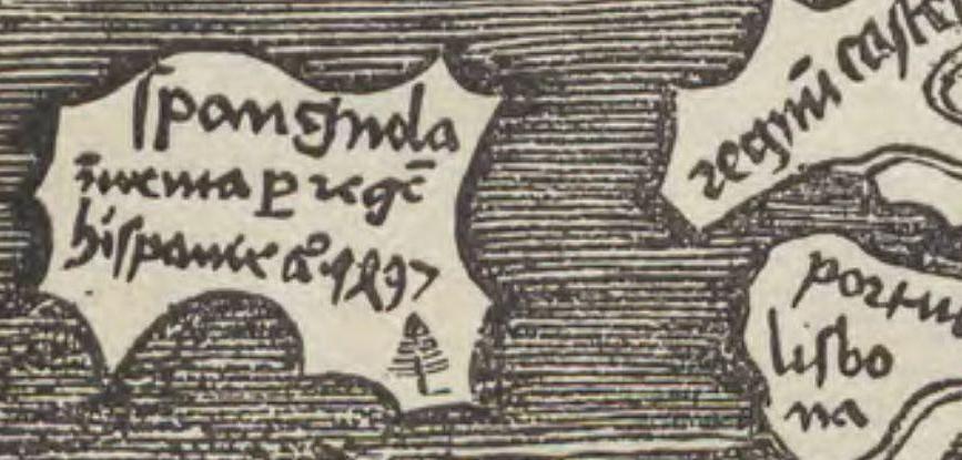 1514 Cornelius Aurelius Spangnola frente a Lisbona