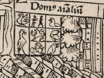 Domus animalium Cortes Nuremberg 1524 LOC